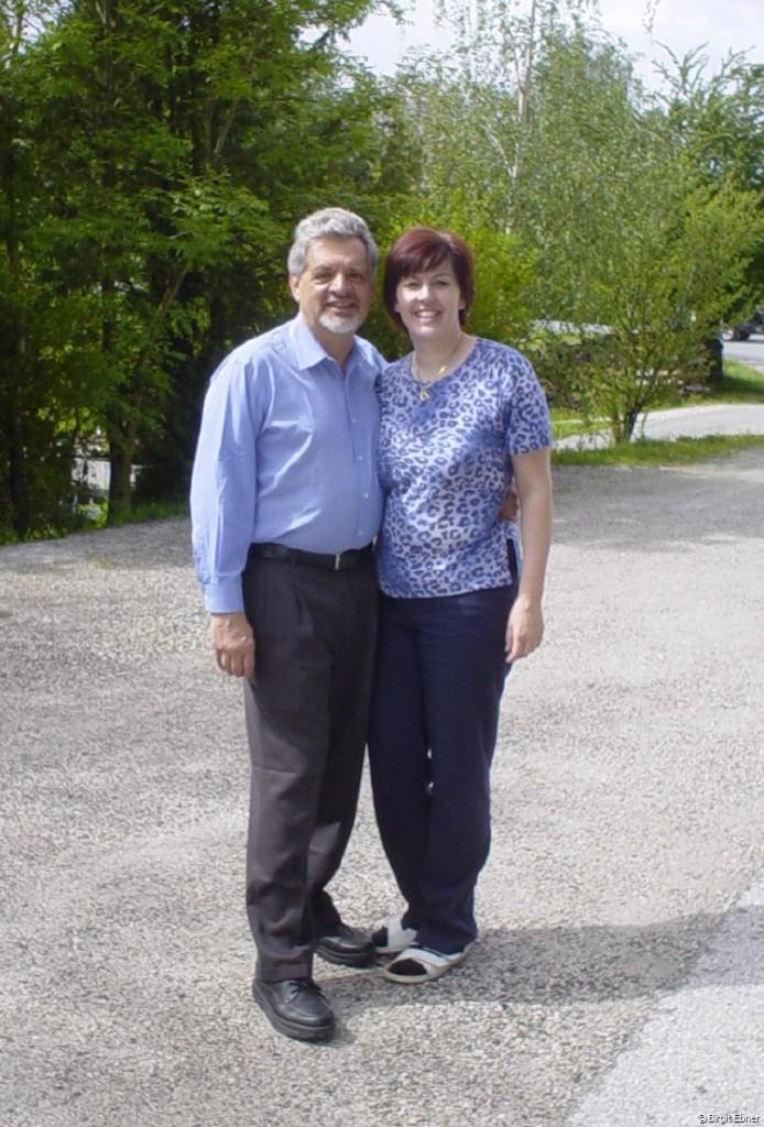 Paul Dennison und Birgit Ebner