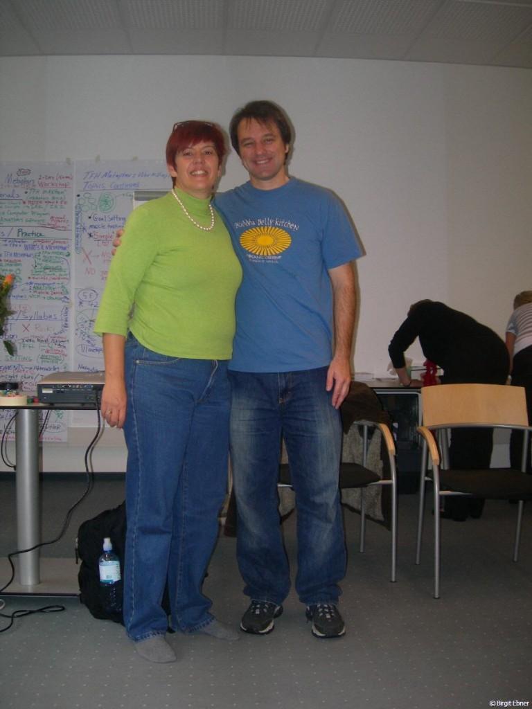 Matthew Thie, Birgit Ebner